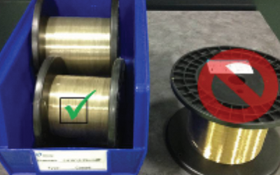 The Best Way to Store Wire Spools